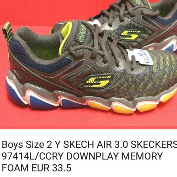 skechers size 2